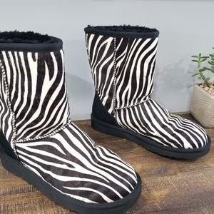Zebra Ugg